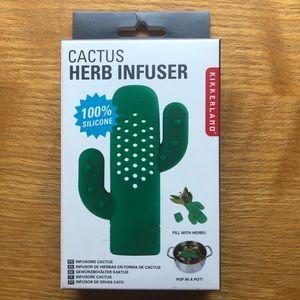 Cactus Herb Infuser
